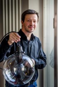 Piotr Borowiec Borodesign Loft Lamp